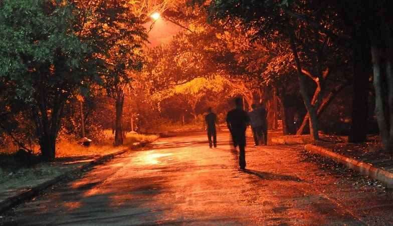Health benefits of jogging at night