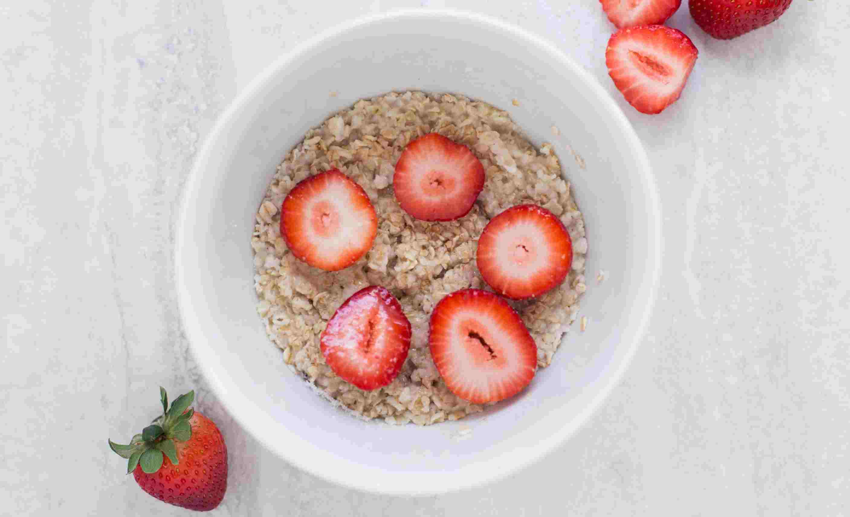 Oatmeal is best natural remedies for eczema