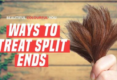 Treat Split Ends Without Cutting Hair Naturally