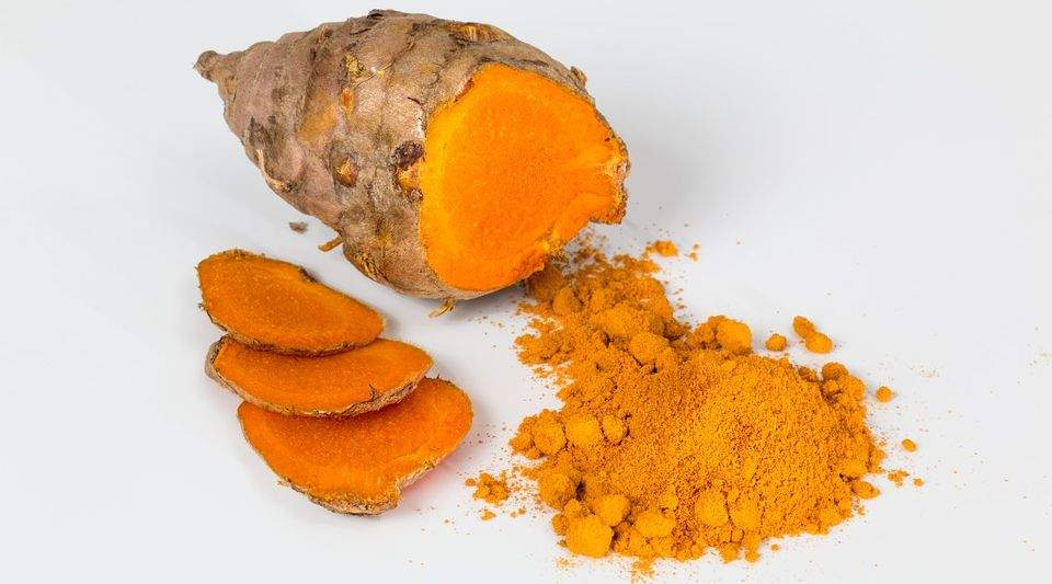 turmeric for chronic hives