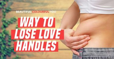 The Easiest Way To Lose Love Handles at Home