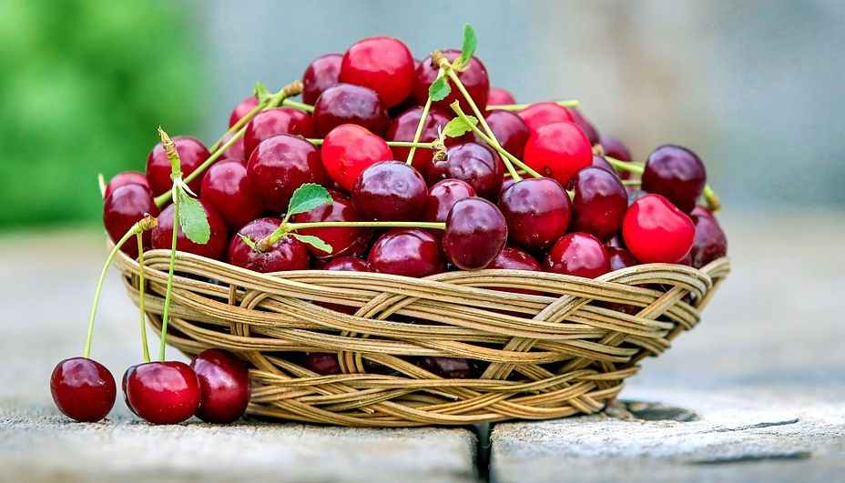 Cherries Foods that Help You Sleep Through The Night