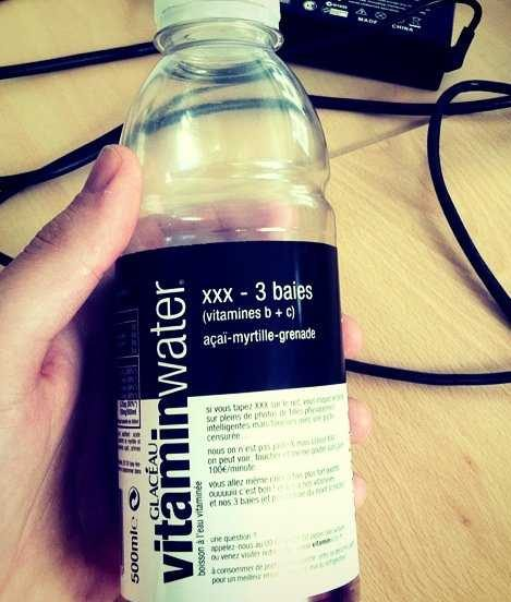 Why Vitamin Water Sucks and Real Water Is Best