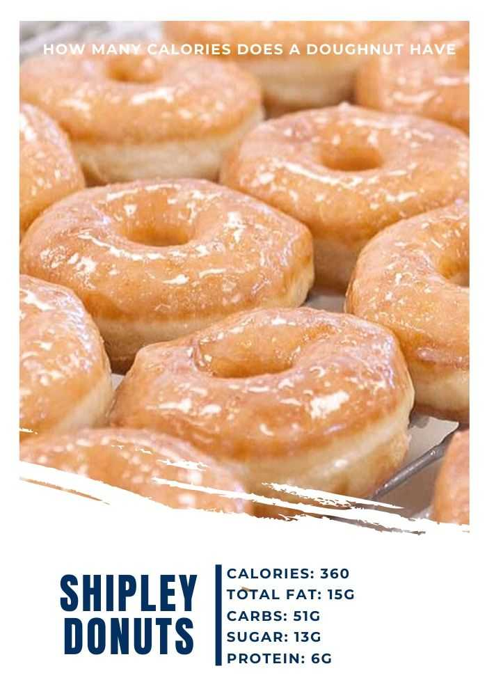 Apple fitter doughnuts from Shipley donuts