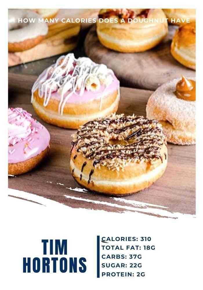 Tim Horton's honey cruller doughnuts