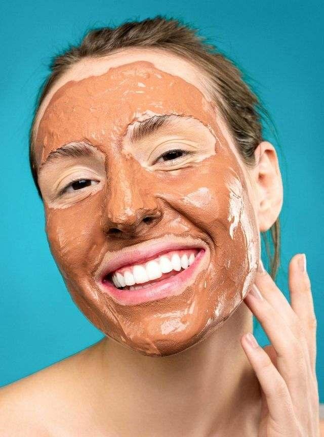 homemade face scrub for oily skin