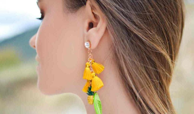 how to reduce ear hole size naturally at home