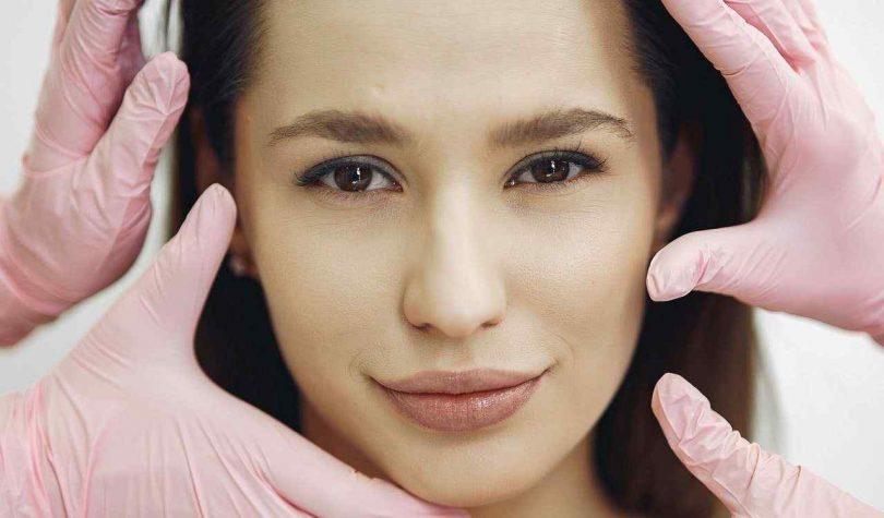 how to tighten face skin naturally at home