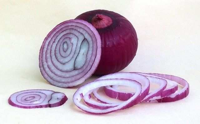change eye color permanently with Onions