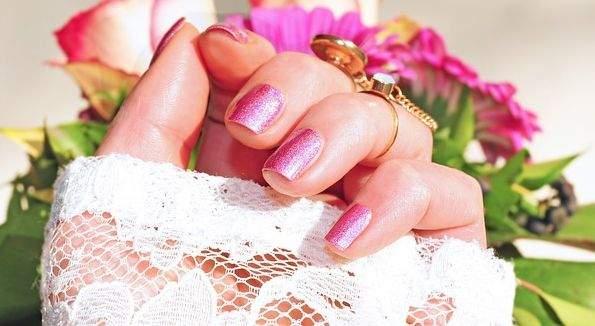 Beautiful nail shape
